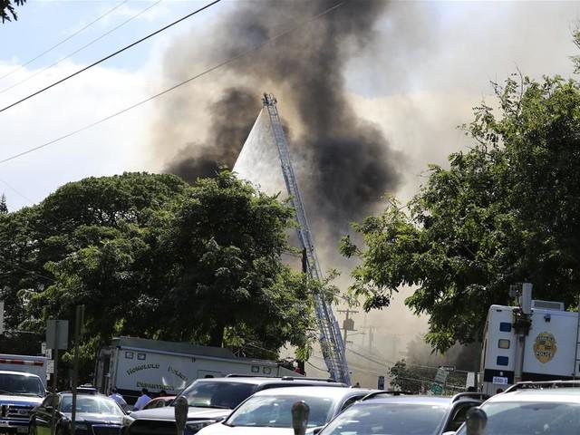 2 Officers Dead in Waikiki Shooting, 'Siege'