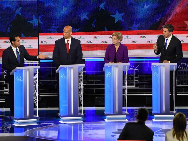 Immigration emerges as emotional focus of first Democratic debate