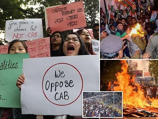 India approves controversial legislation granting citizenship to non-Muslim migrants