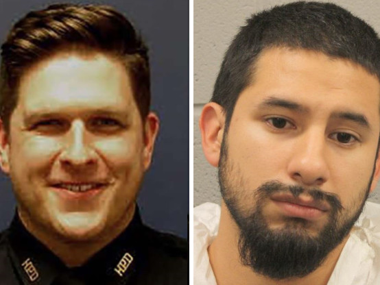 Arturo Solis charged with capital murder in shooting death of Houston Police Sgt. Christopher Brewster
