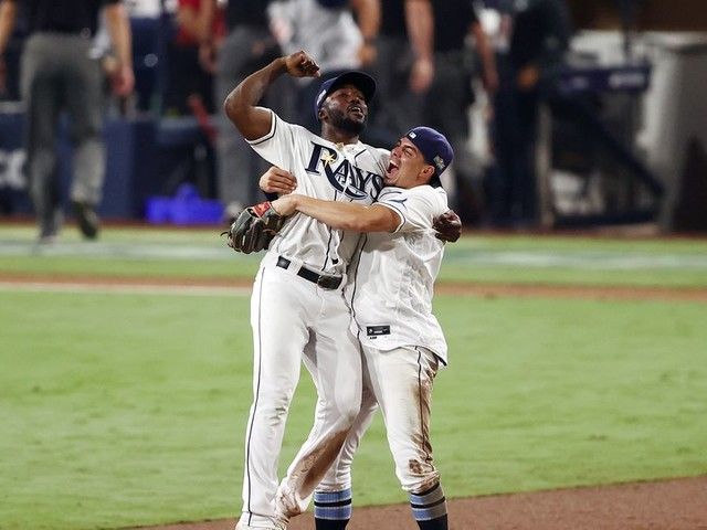 MLB's Biggest Villains Were Vanquished By the Kings of Chaos