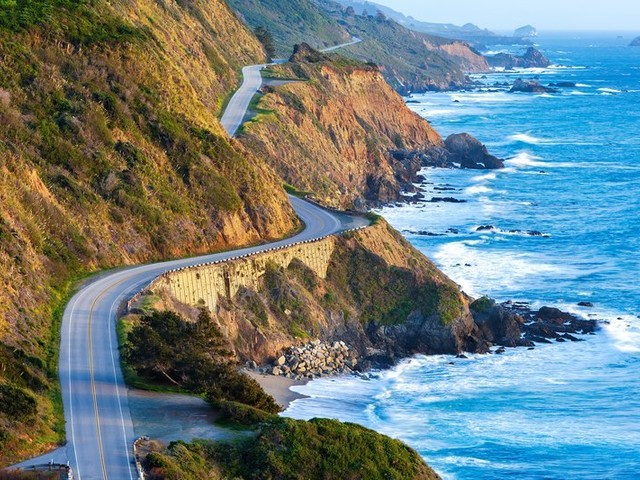 50 Most Beautiful Highway Drives in America