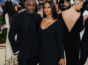 Idris Elba Plays Photographer For Wife Sabrina For DuJour Magazine & Nails It - Here's Their Fairytale Love Story