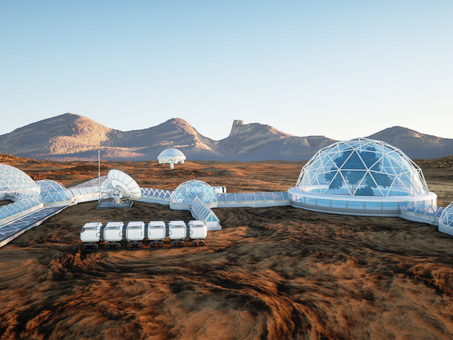Scientists may have discovered a way to make Mars habitable