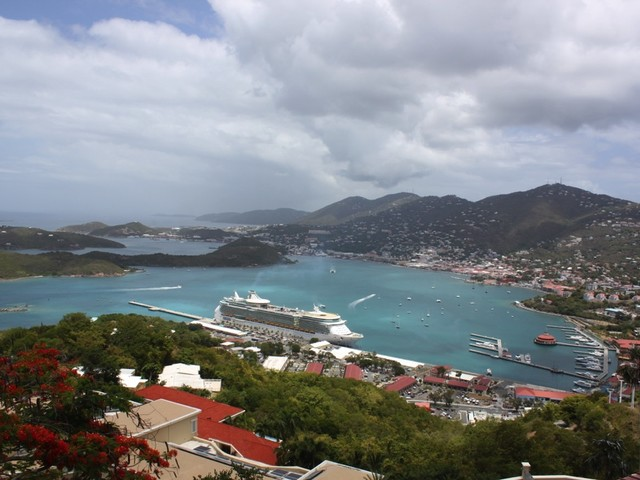 Royal Caribbean plans cruise ship return to St. Thomas following hurricane devastation