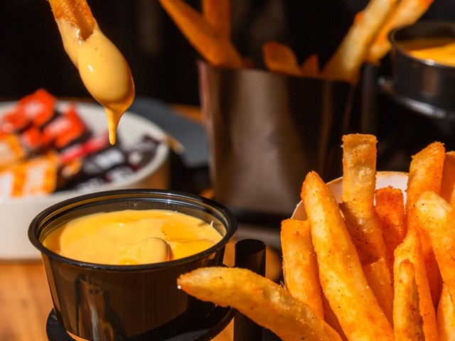 Taco Bell's nacho fries were the best new fast-food menu item to debut this year (YUM)