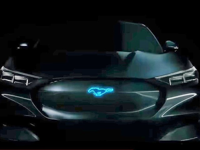 Ford Trademarks 'Mach E' – You Know It'll Be a Crossover