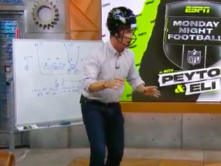 Peyton and Eli Manning doing 'Monday Night Football' was better than we ever imagined