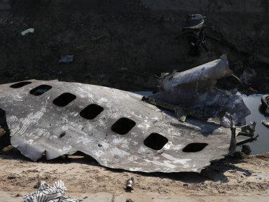 """That'sThe Light Of AMissile!"" LeakedAudio Proves Iran Knew Immediately Missile Hit Jetliner"