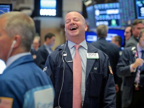 "US Futures Soar To New Record Highs On ""Coronavirus Optimism"" Ahead Of Powell Testimony"