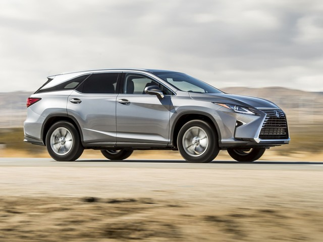 2018 Lexus RX350L FWD Tested: The Three-Row RX