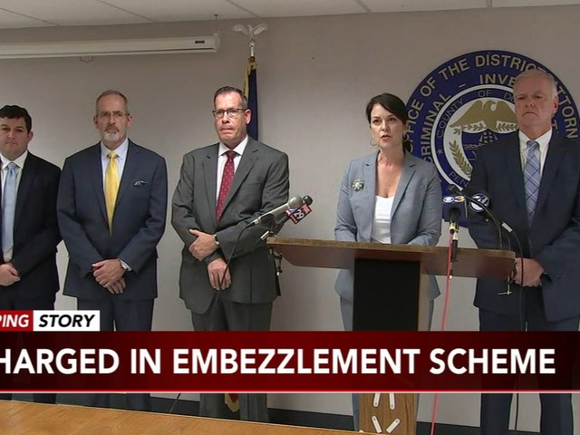 3 charged for embezzling money from over 100 senior citizens in Delaware County