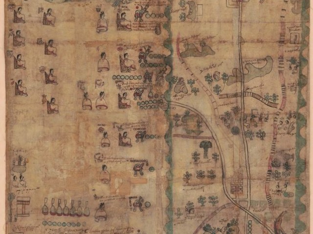 Rare 400-Year-Old Map Traces Indigenous Roots in Mexico