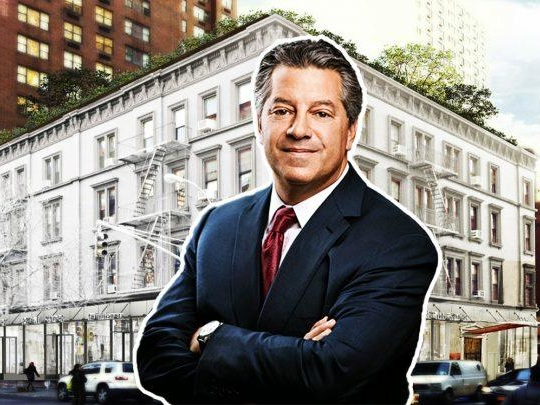 The selloff continues: SL Green getting $144M for UES properties