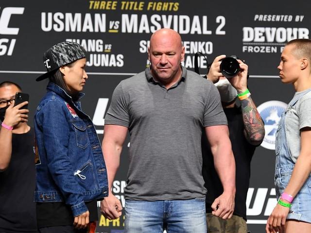 UFC 261 primer: Zhang vs. Namajunas