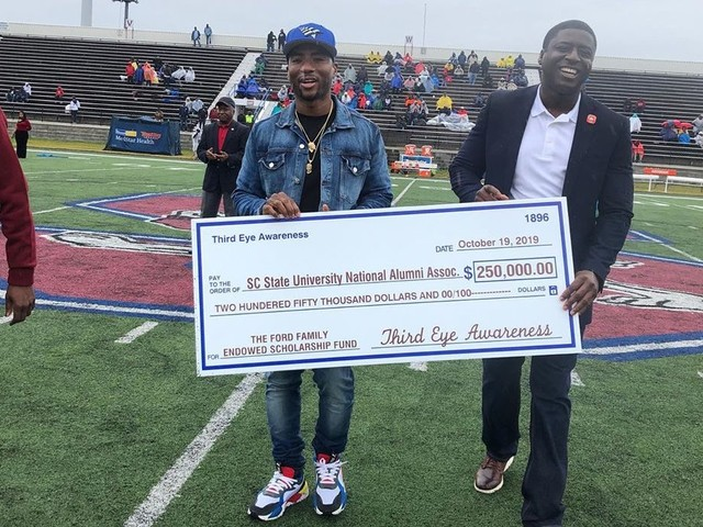 'This Kind of Action Is So Necessary': Charlamagne Tha God Gifts S.C. HBCU $250K During Homecoming