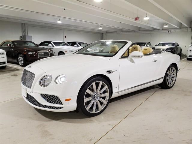2016 Bentley Continental--GT W12