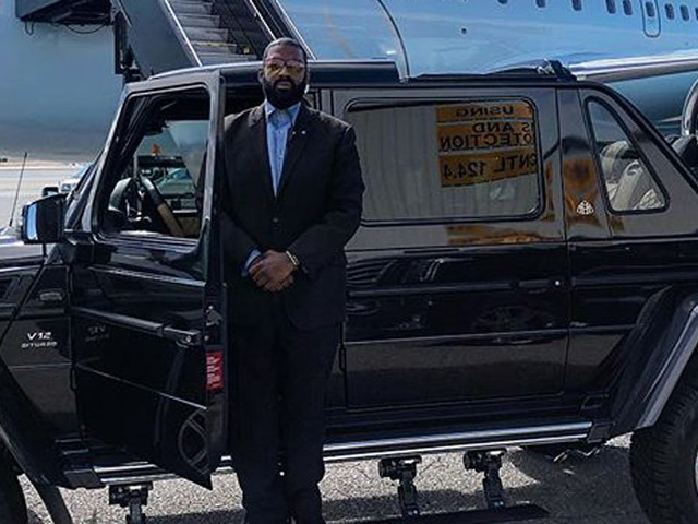 Drake Owns The Only Mercedes-Maybach G650 Landaulet In North America