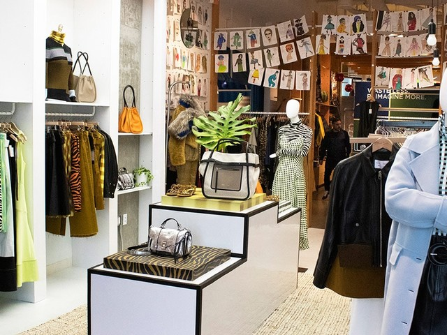 Proenza Schouler White debuts with pop-up at Fred Segal Sunset