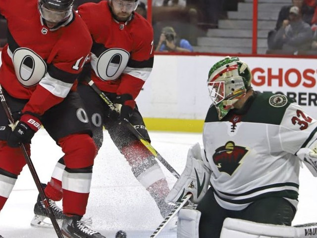 Wild turns to Alex Stalock for road-trip finale vs. Canadiens
