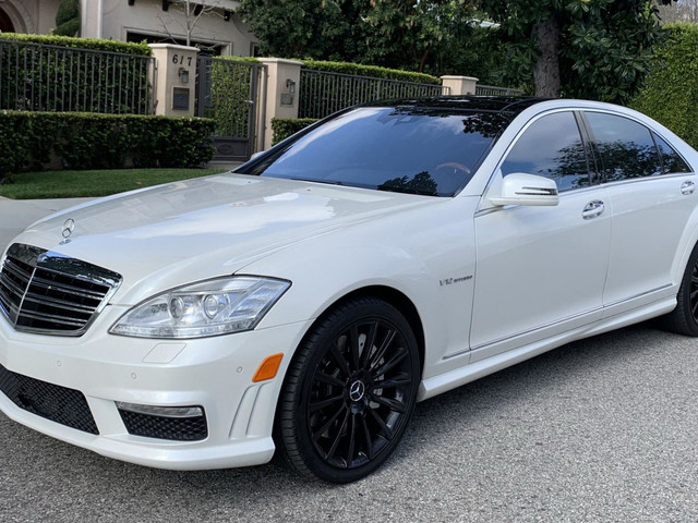 2011 Mercedes S65 AMG Might Just Help You Gain Baller Status