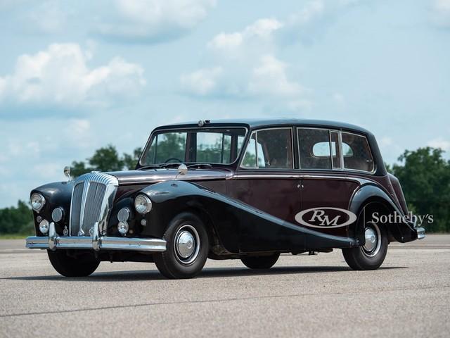 1955 Daimler 400--Royal--Limousine