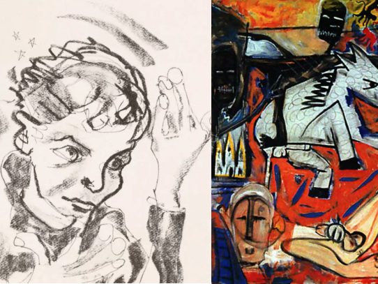 The Neo-Expressionist Paintings of David Bowie (1976-1996): Musician, Actor, and Painter Too