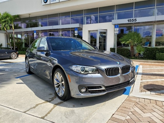 2016 BMW 5--Series 528i