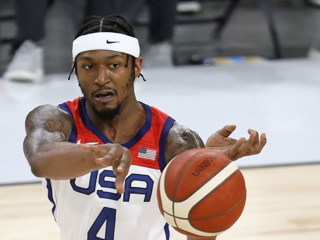 Bradley Beal knows the pressure Team USA has to win gold