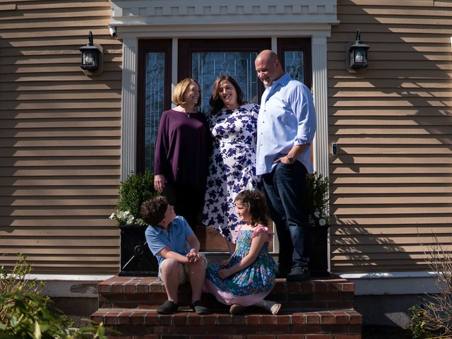 Families reunite in pandemic and rethink what home means