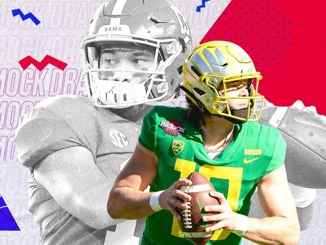 Tua Tagovailoa goes No. 1 in our first 2020 NFL mock draft (sorry, Josh Rosen)