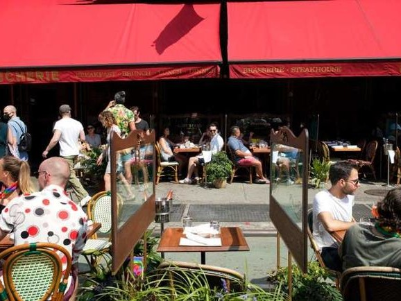 80% Of NYC Restaurants Couldn't Afford June Rent