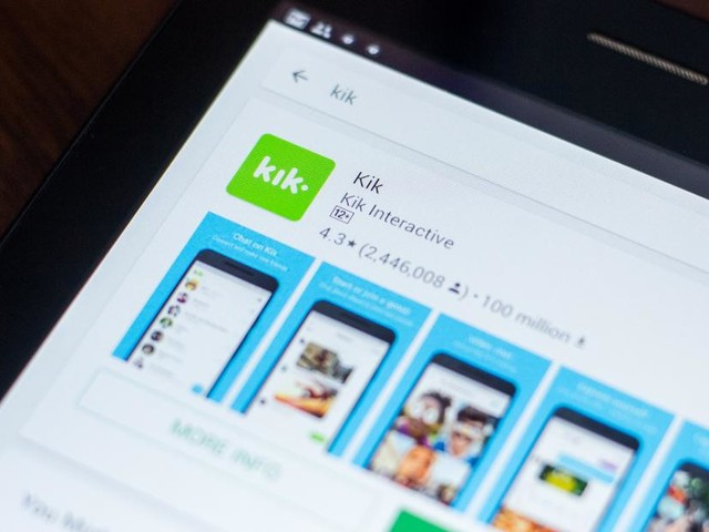 Kik app won't shut down after acquisition by MediaLab