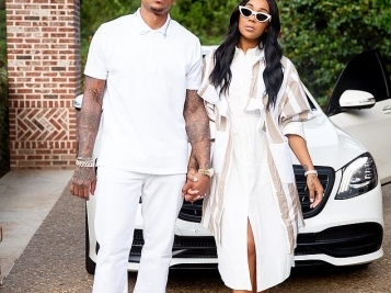 PETTY PABLO: Monica's Soon-To-Be Ex-Husband Shannon Brown Teased Giving Away His Wedding Ring On Instagram