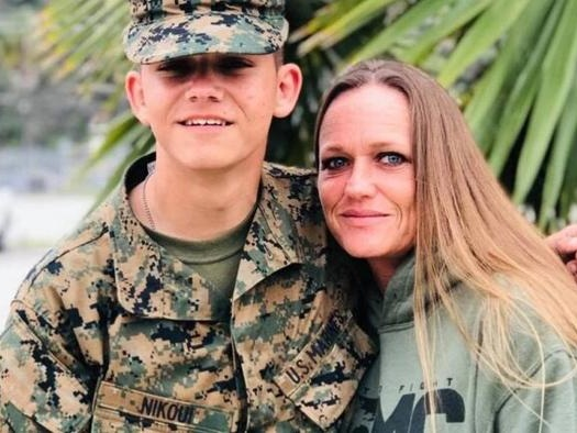Mother Of U.S. Marine Killed In Kabul Attack Censored By Facebook