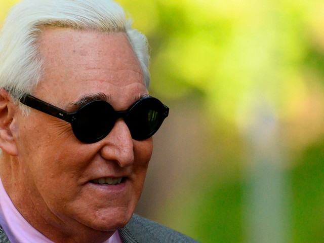 Roger Stone asks for a new trial after Trump accuses juror of bias