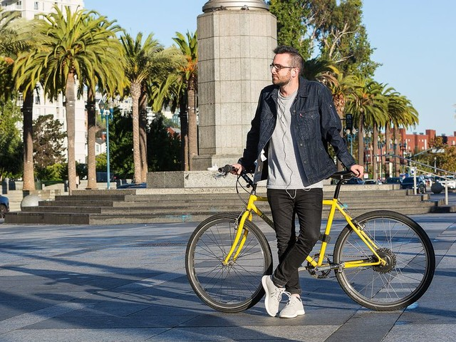 Google and Levi's first smart jacket is a wash