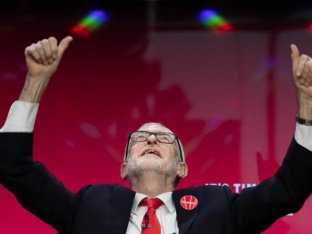 UK's Labour promises radical changes if it wins Dec. 12 vote