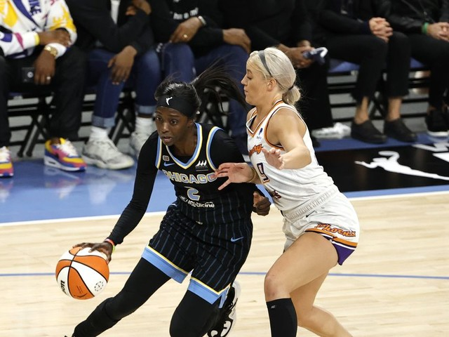 Kahleah Copper is the Chicago Sky's breakout star on the way to a title run
