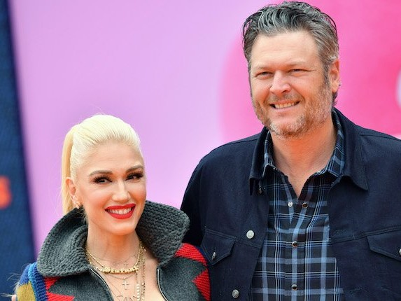 Gwen Stefani Celebrating 50th Birthday By Getting Pregnant With Blake Shelton's Baby?
