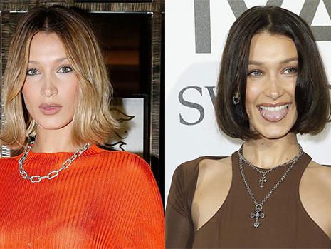 Bella Hadid's Hair Makeover: Debuts Short New Bob Haircut – Before & After Pics