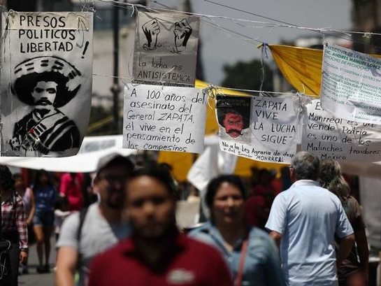 Mexico's President Says The War On Drugs Is Over...Not All Mexicans Agree
