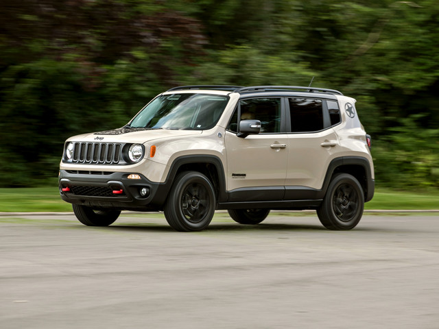 2017 Jeep Renegade Tested in Depth: Slow and Steady, All-Terrain Ready