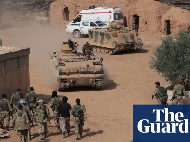 Turkey's 'safe zone' in northern Syria unsafe for civilians, says report