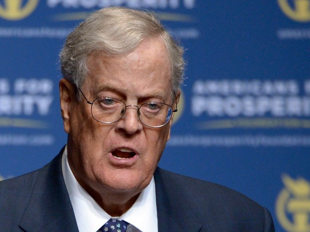 Koch-backed charity must reveal donor list to California state officials, appeals court rules