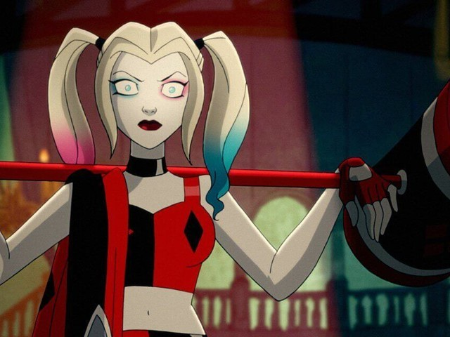 Harley Quinn strikes out alone in DC Universe's new R-rated cartoon