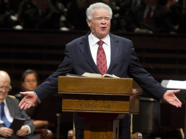 Now that Patterson's out, must Baptists address the real danger of domestic abuse?