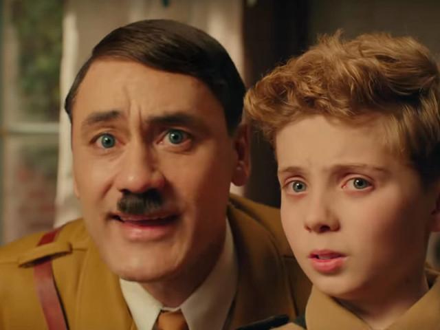 'Jojo Rabbit' is a sweet, singular movie that loses its grip on satire