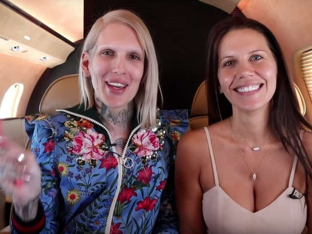 Jeffree Star says he isn't on Tati Westbrook's PR list, which is why he didn't review her Tati Beauty eyeshadow launch
