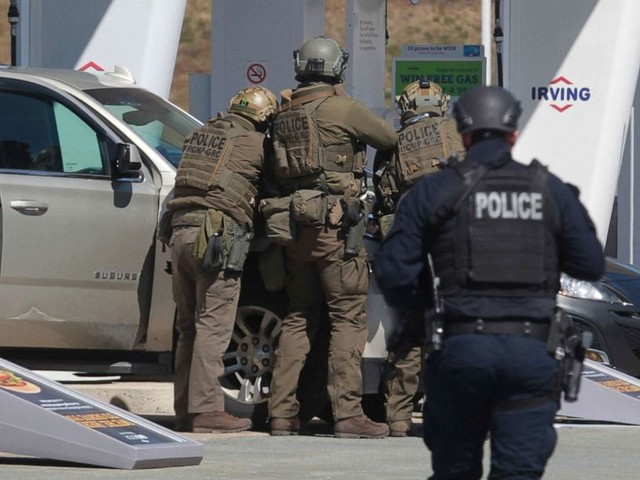 Canada bans assault weapons after mass shooting in Nova Scotia